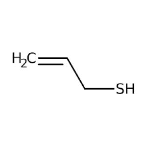Allyl mercaptan, tech, 70%, remainder mainly sulfide 25g Acros