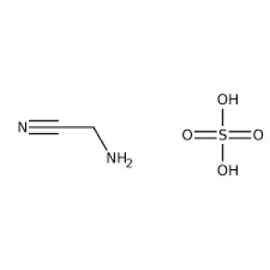 Aminoacetonitrile bisulfate, 98% 5g Acros