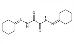 Oxalic acid bis(cyclohexylidenehydrazide), 98% 25g Acros
