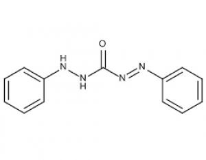 Phenylazoformic acid 2-phenylhydrazide, suitable for colorimetric analysis 10g Acros