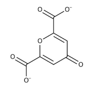 Chelidonic acid monohydrate, 96% 5g Acros