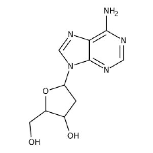 2'-Deoxyadenosine hydrate, 99% 1g Acros