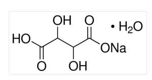 Sodium bitartrate monohydrate 250g Sigma