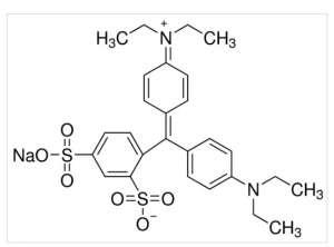 Patent blue VF sodium salt for microscopy 25g Sigma