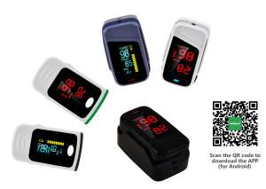 Máy đo oxy xung đầu ngón tay SPO2 WIT-S400 Witleaf