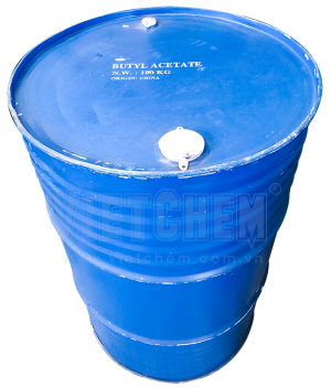 Butyl acetat C6H12O2, Trung Quốc, 180kg/phuy