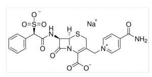 Cefsulodin sodium salt hydrate third-generation cephalosporin antibiotic 100mg Sigma
