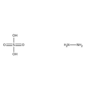 Hydrazinium sulfate, extra pure, SLR 25kg Fisher