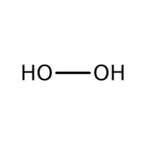 Hydrogen peroxide, pure, 60% w/v, 200 volumes 1L Fisher