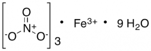 Iron(III) nitrate nonahydrate, for analysis 1kg Fisher