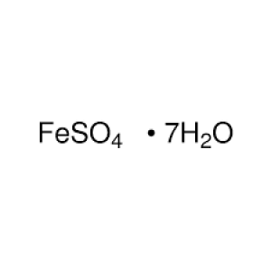 Iron(II) sulfate heptahydrate, for analysis 250g Fisher