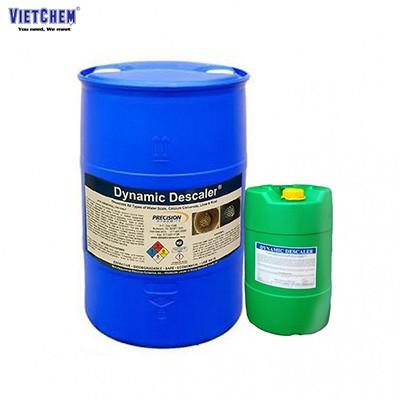 Hóa chấttẩy rửa cáu cặn đường ống Dynamic Descaler