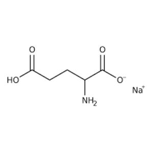L-Glutamic Acid Monosodium Salt Monohydrate, 98+%, Pure 250g Fisher
