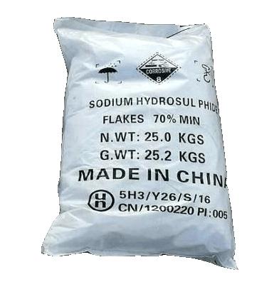 Sodium hydrosulphide là gì