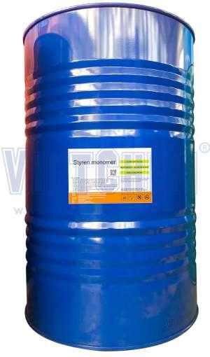 Styrene monomer (SM) C8H8, Đài Loan, 180kg/phuy