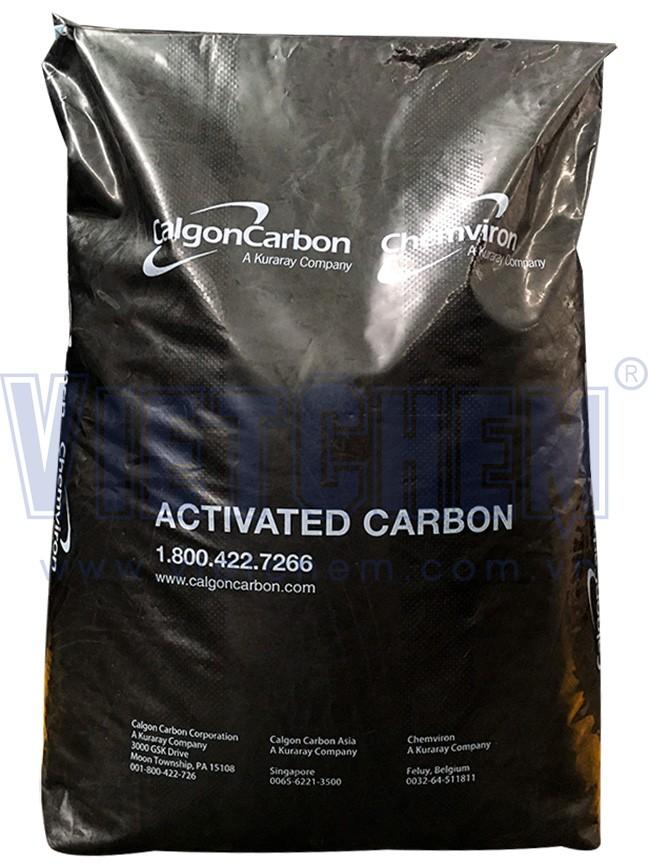 Than hoạt tính Calgon Carbsorb 30, dạng hạt (0.6-2.36), Trung Quốc, 25kg/bao