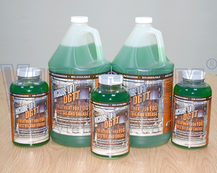 Chế phẩm vi sinh xử lý dầu mỡ MICROBELIFT DGTT