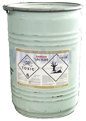 Sodium cyanide 99% NaCN, Hàn Quốc, 50kg/thùng