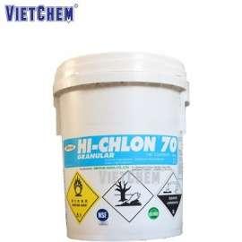 Chlorine Hi-Chlon Ca(OCl)2 70% Nhật