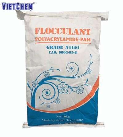 Chất trợ lắng A1140 (Polymer Anionic)
