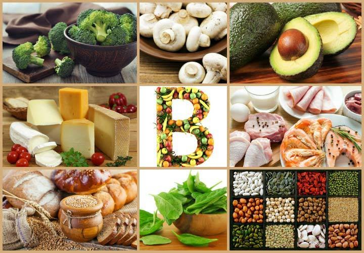 Những thực phẩm bổ sung vitamin B