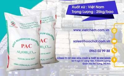 PAC 30% Việt Trì phân phối bởi VietChem