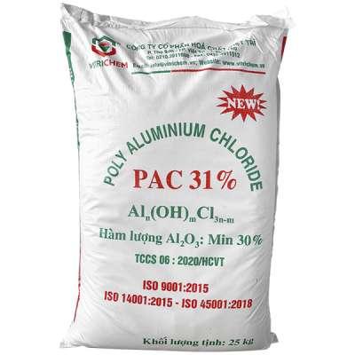 Hóa Chất PAC 31% (Poly Aluminium Chloride) Việt Trì