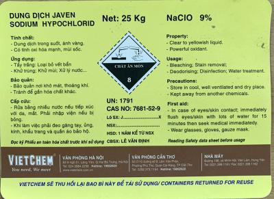 Javen là gì? Công dụng của Javen trong xử lý nước