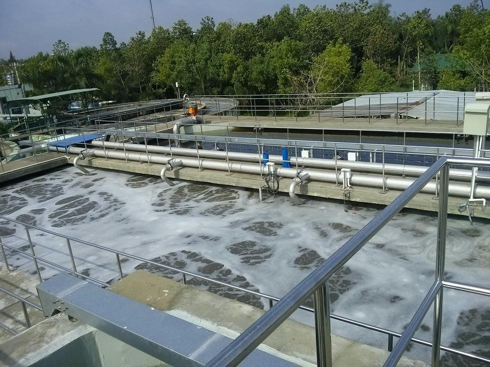 Xử lý nước thải bằng hóa chất PAC QUITAO
