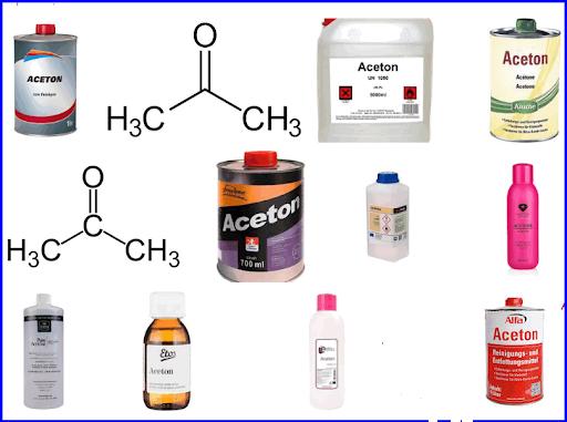 Aceton là gì?