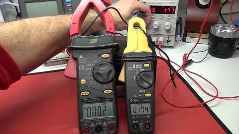 Sử dụng ampe kế đúng kỹ thuật
