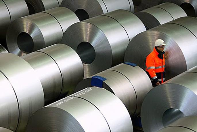 Bộ Công Thương ban hành quyết định số 2717/QĐ-BCT Áp thuế chống bán phá giá thép mạ Trung Quốc và Hàn Quốc đến tháng 4/2022