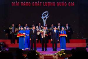 Nhận Giải Vàng Chất lượng Quốc gia 2018, Vnsteel Thăng Long tự tin chinh phục thị trường quốc tế