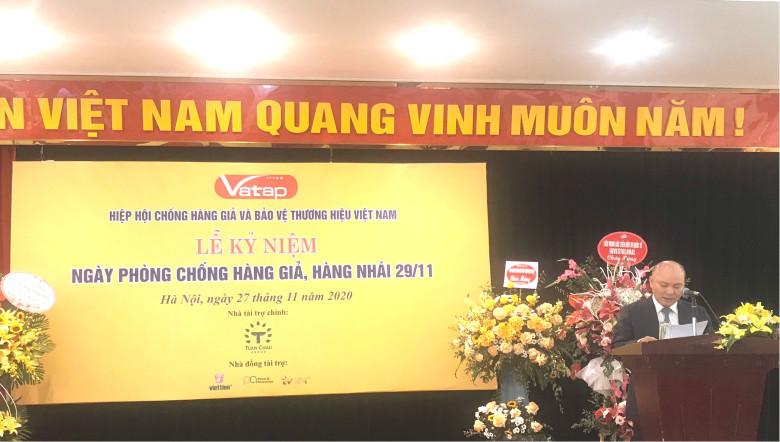Hiệp hội Chống hàng giả và Bảo vệ thương hiệu Việt Nam (VATAP) tổ chức Đại hội lần thứ V (2020-2025) và Lễ Kỷ niệm ngày Phòng chống hàng giả hàng nhái tại Hà Nội.