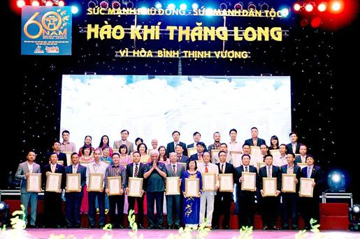 """VNSteel Thăng Long với chương trình """"Hào khí Thăng Long – Vì hòa bình thịnh vượng"""""""