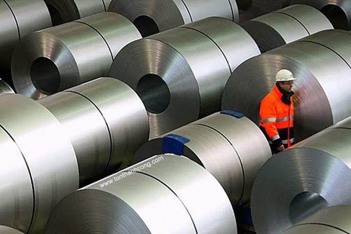 Trung Quốc mua thép Việt Nam tăng hơn 12 lần