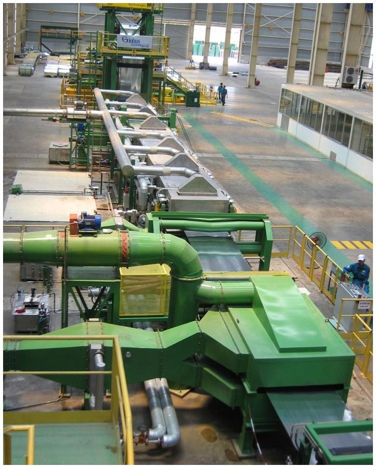 Một số hình ảnh nhà máy