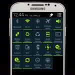 lỗi không xoay màn hình Galaxy S4