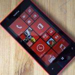 hỏng cảm ứng Lumia 520