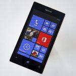 liệt cảm ứng Lumia 520
