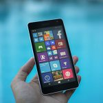 lỗi cảm ứng Lumia 535