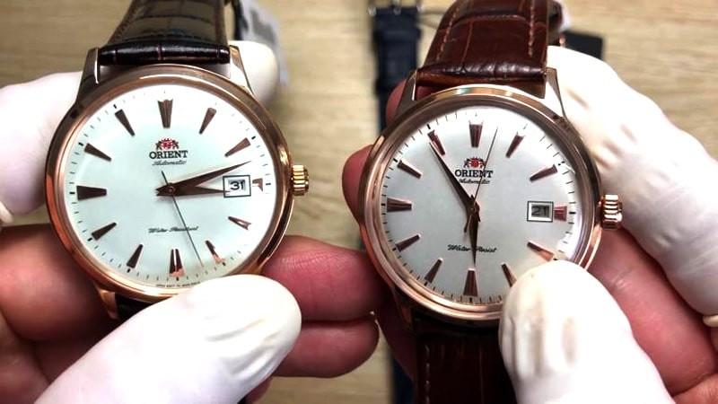 Check seri đồng hồ Orient: Cách phát hiện Orient fake tinh vi