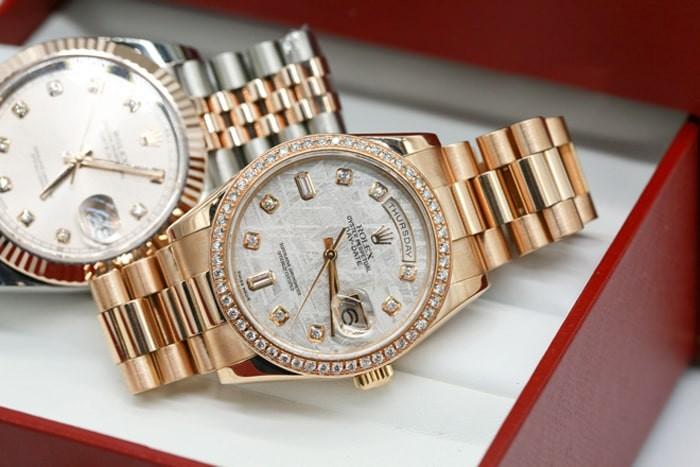 Đồng hồ Rolex thật và giả - nhận diện như thế nào?