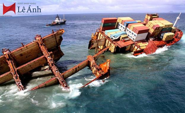Quy trình nhập khẩu đường biển