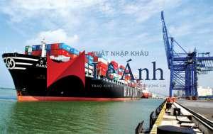 Quy trình nhập khẩu hàng hóa đường biển