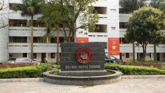Học ngành xuất nhập khẩu Đại học Ngoại Thương