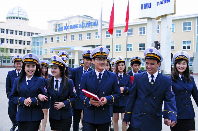 ngành logistics đại học hàng hải