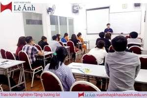 khóa học logistics tại hà nội và tphcm
