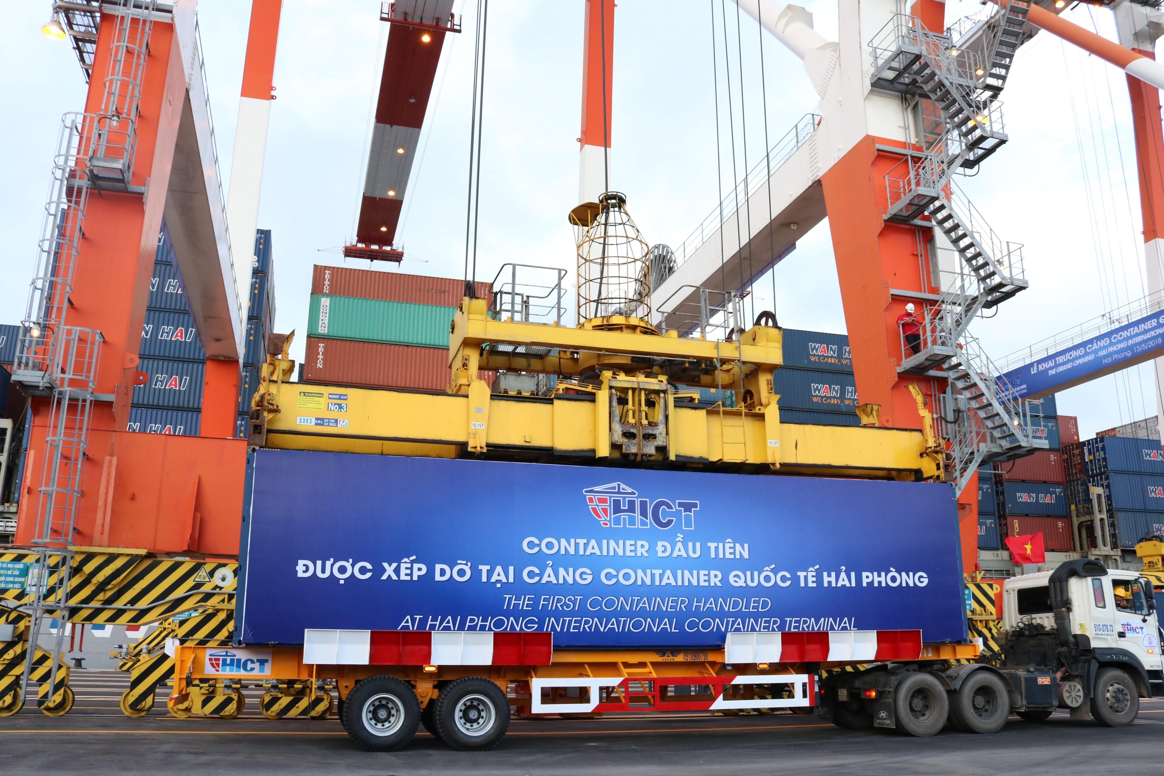 Khóa học xuất nhập khẩu thực tế ở Hải Phòng