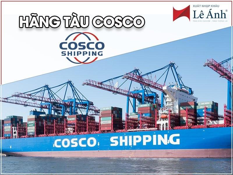 Hãng tàu COSCO